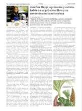 Diario Divisadero, entrevista a Josefina Hepp