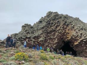 Descubriendo historia en Parque Nacional Pali Aike