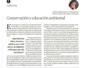Importancia de la educacion ambiental