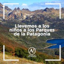 Kids X Patagonia Parks
