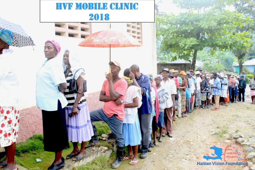 Help Build a Clinic for 35K people in Dondon Haiti