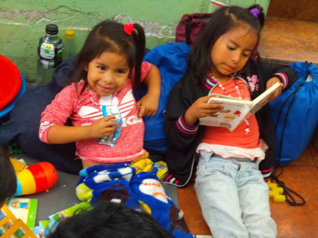 Provide Emotional Support for Girls in Quito!