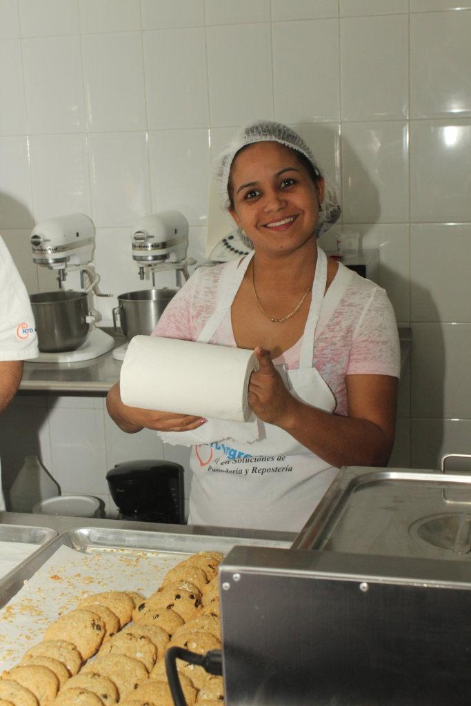 Empowering women in Los Alcarrizos, Santo Domingo