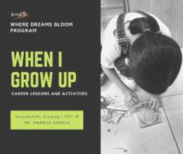 When I Grow Up (Second session) Poster