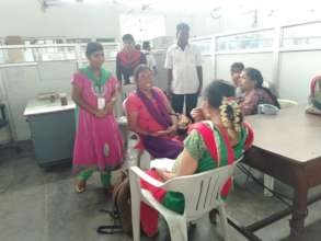 Training centre visit