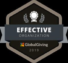 MOB RHC is Global Giving Effective NGO of 2019