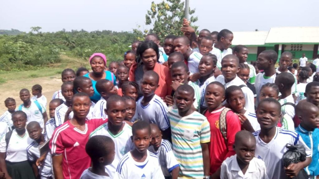 Help Build a Science Laboratory in Rural Liberia