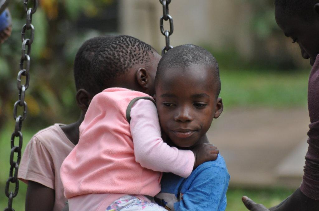 Build A Wall to Keep 47 Ugandan Children Safe