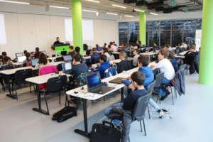 Game development class in Sofia