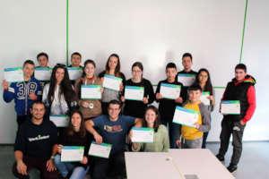 Digital Science graduates (8-12 grade)