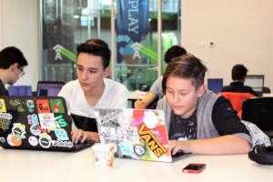 Developing key digital competencies