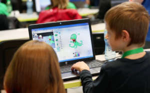 Teaching kids creative thinking