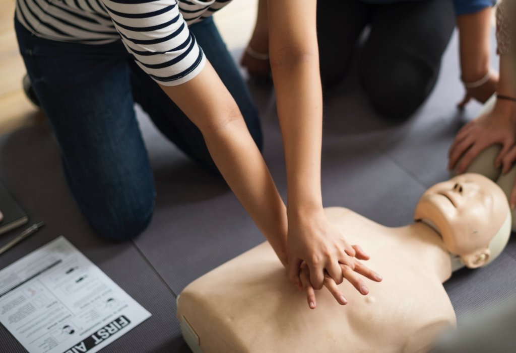 Community Defibrillator and CPR Training Programme