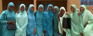 Girls Scholarship Recipients