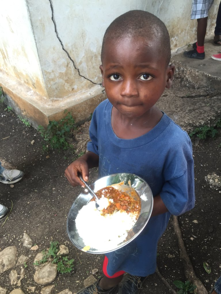 Feed 190 Malnourished Children in Haiti for a Year
