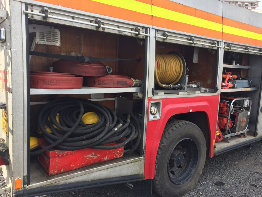 Improve Community Fire Safety in Northern Albania
