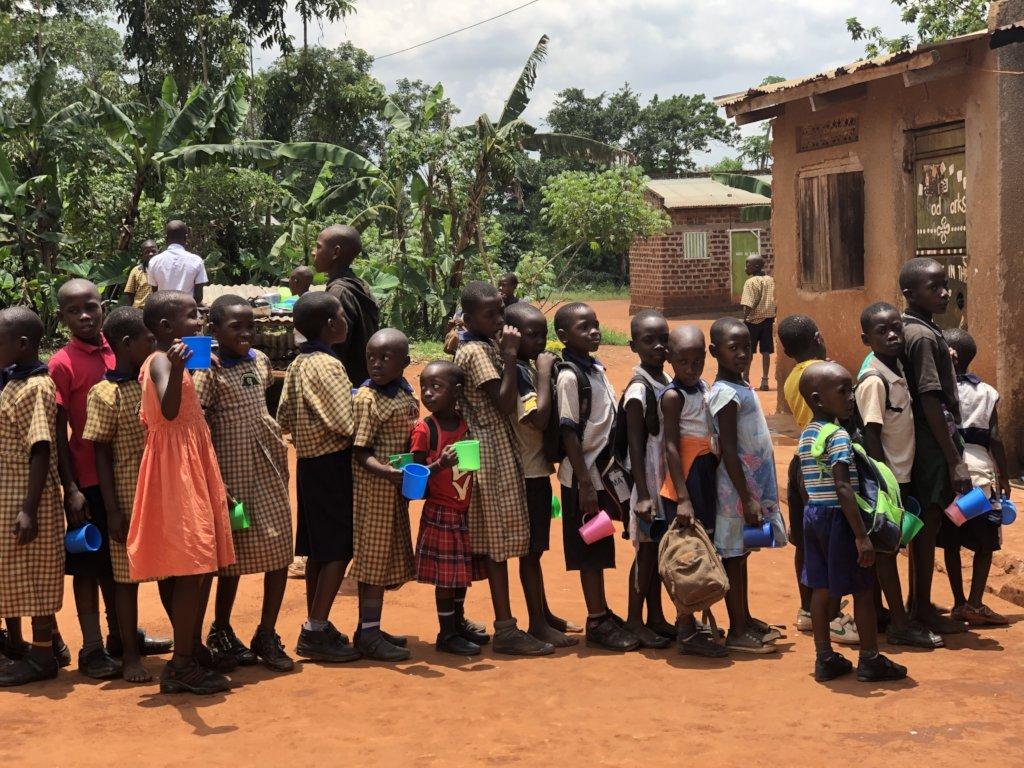 Lifesaving Sanitation Project at Grace Orphanage