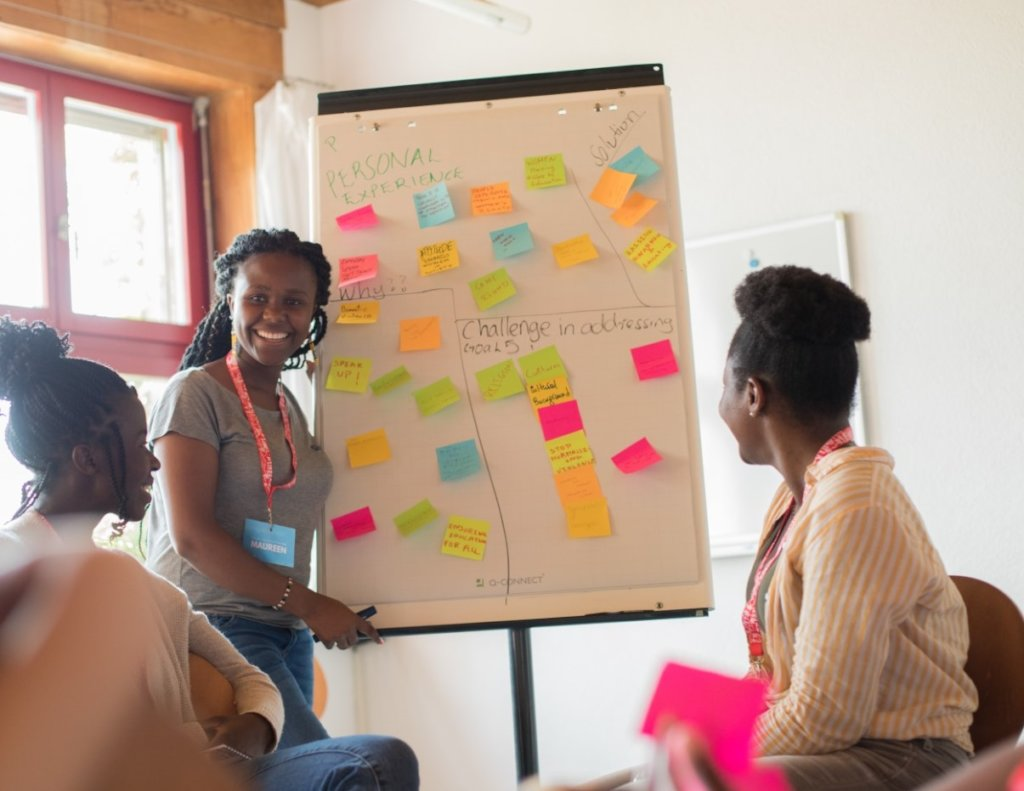 Support 1070+ Young Leaders in 180 Countries