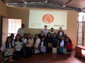 Grant Recipient - MenstruActua, El Salvador