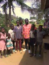Internally displaced families