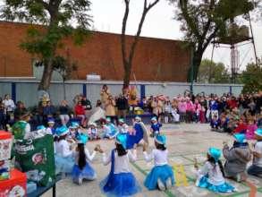 Festival navidad escuela