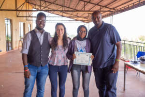 Youth Peace Camp Graduation Ceremony