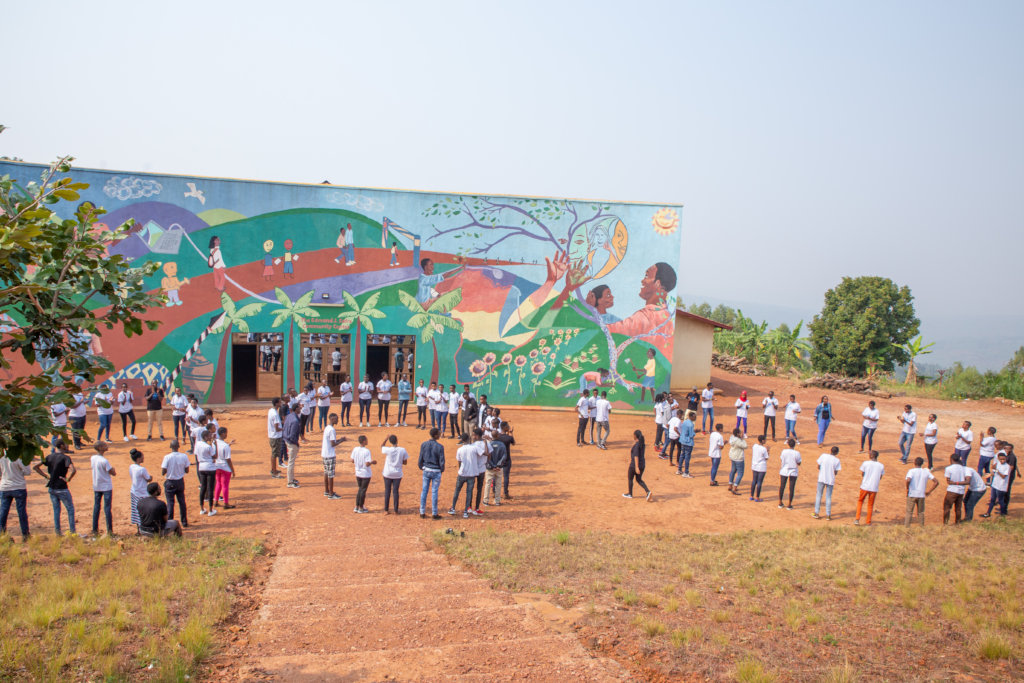 Provide Peace Education for 100 Rwandan Students