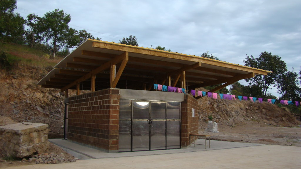 Classrooms for 85 indigenous children in Mexico