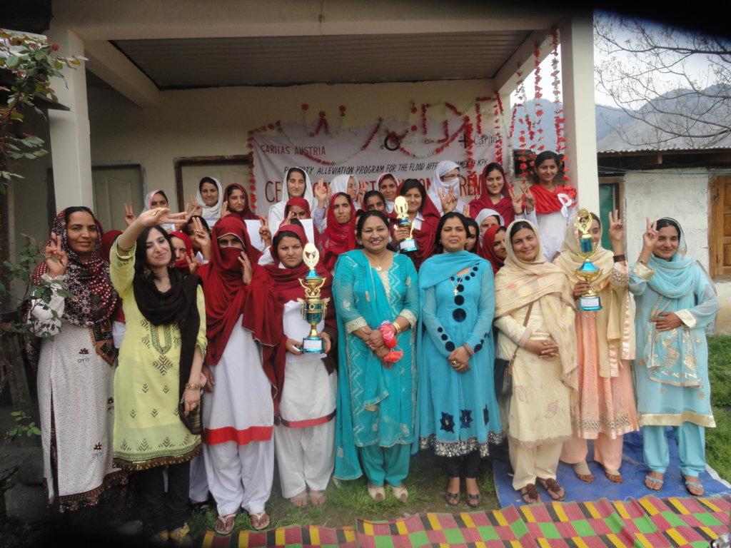 Computer literacy for 400 poor Pakistani girls