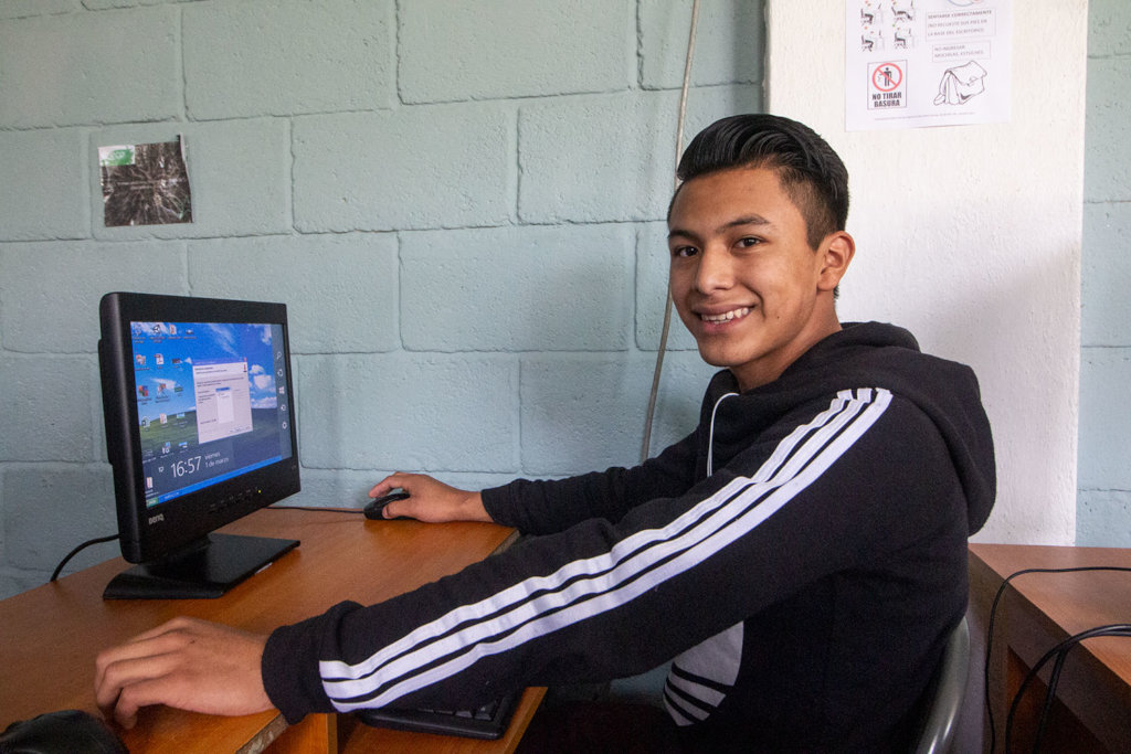 Transform the lives of  young Mayans in Guatemala
