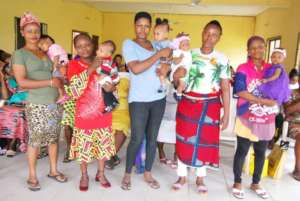 BENEFICIARIES OF NNADOZIE FOUNDATION PROJECT