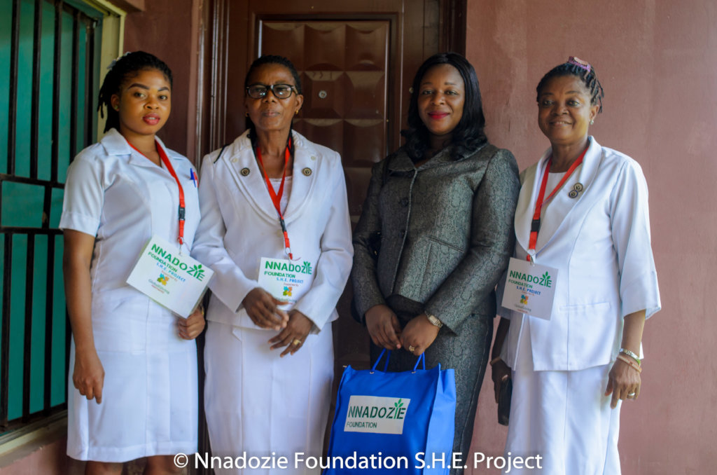 SAVE 1000 WOMEN &BABIES IN NIGERIA;GIVE BIRTH KITS