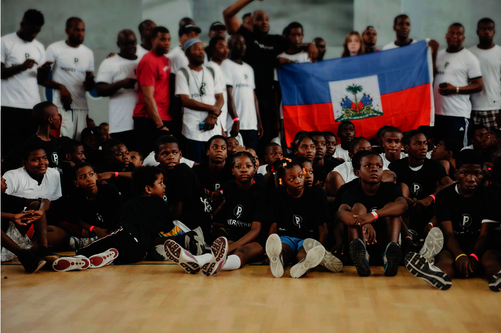 Empower 500 Haitian Youth with Education and Sport
