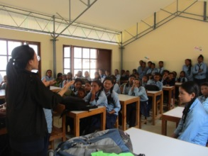 Survey conducted at a rural school