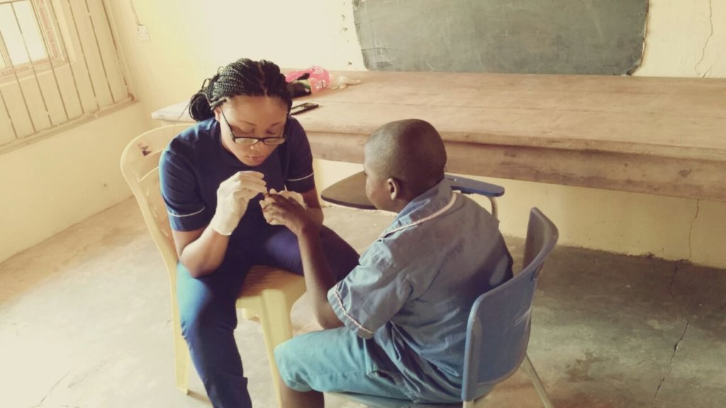 Support 300 Kids with Learning Disabilities in Imo