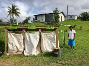 Recycling Centre in Fiji
