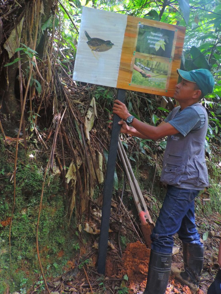 Adopt a Forest Guard & Save Colombia's Wildlife