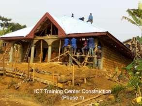 ICT Training Center Construction (Phase 1)