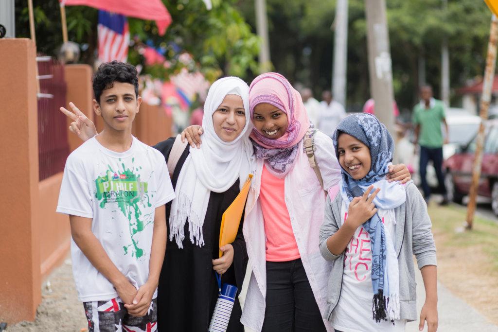 EDUCATE MALAYSIA'S INVISIBLE CHILDREN