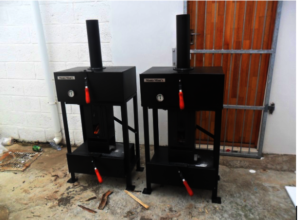 Mobile Ovens