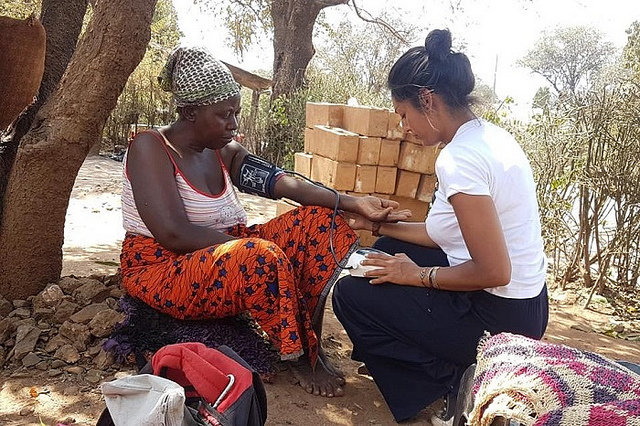Access to Free Healthcare in Rural & Remote Area's