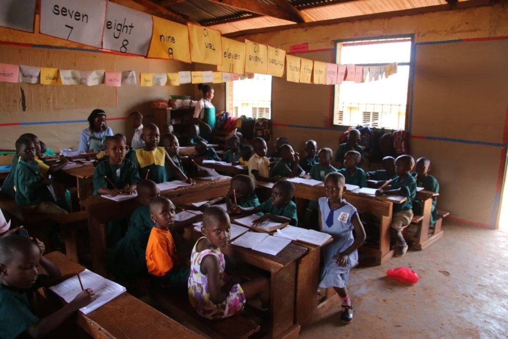 Education Is Key: send 300 Ugandan kids to school!