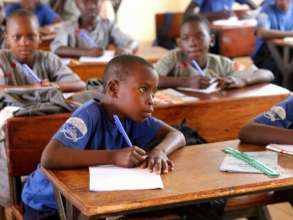 22Stars child in school