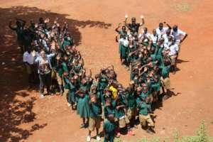 our sponsored 22stars children