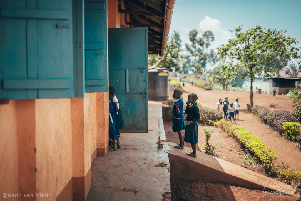Education Is Key: send 300 Ugandan kids to school!