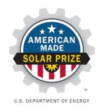 American Made Solar Challenge