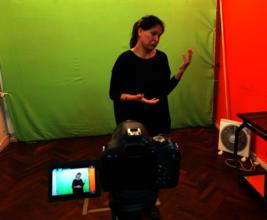 Video recording Jorgelina