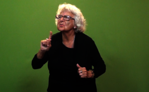 88 year old Celita tells us about her experience
