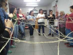 Deaf women's network
