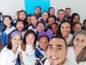 STEAM & social empowerment for Girls in Colombia